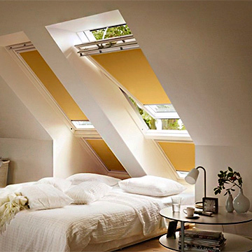 Velux / skylight blinds